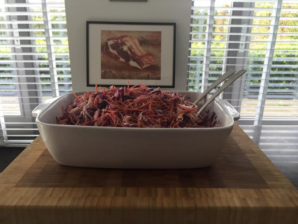 Pulled Pork Koolsalade | BBQuality