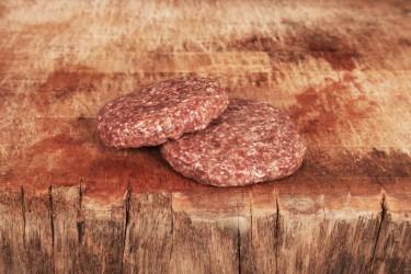 Black Angus burger | BBQuality