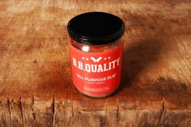 BBQuality All Purpose Rub | BBQuality