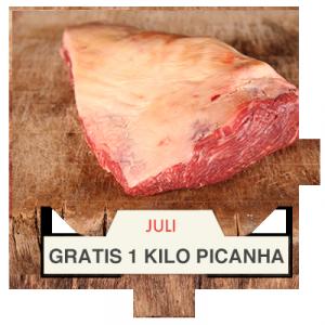 Gratis 1 Kilo Picanha - BBQuality