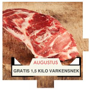 Actie VARKENSNEK - BBQuality