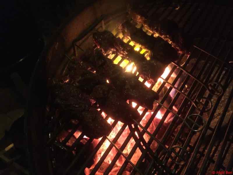 Longhaas brochette - BBQuality