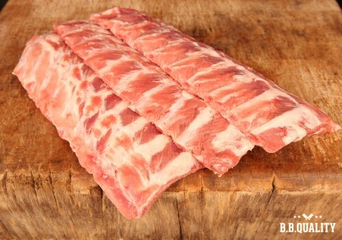 Spare-ribs zonder ketting | BBQuality