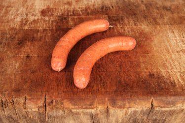 Red pork sausage   BBQuality