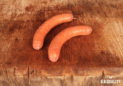 Red pork sausage | BBQuality