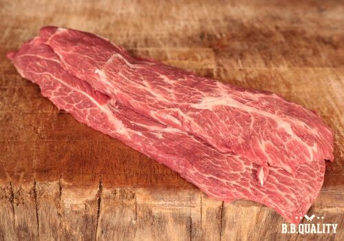 Angus Flat iron grain fed | BBQuality