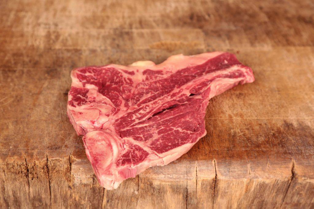 Angus T-bone steak grass fed | BBQuality