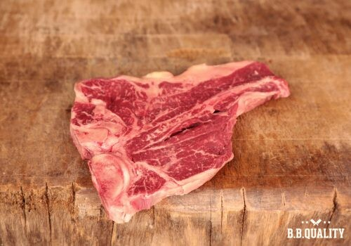 T-bone steak Nederlands dubbeldoel | BBQuality