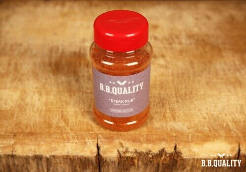 BBQuality Steak rub | BBQuality