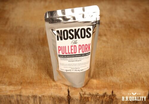 Noskos the Pulled pork | BBQuality