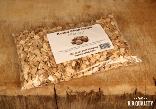 Rooksnippers hickory | BBQuality