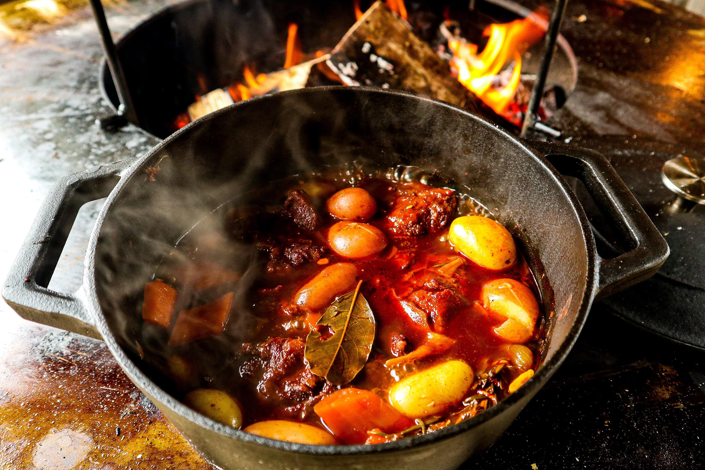 Kalfswang stoof recept | BBQuality