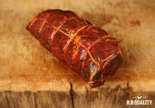 Angus bavette rollade | BBQuality
