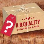 Maand Box zonder varkensvlees  |   heerlijk vers | Online Slager | BBQuality