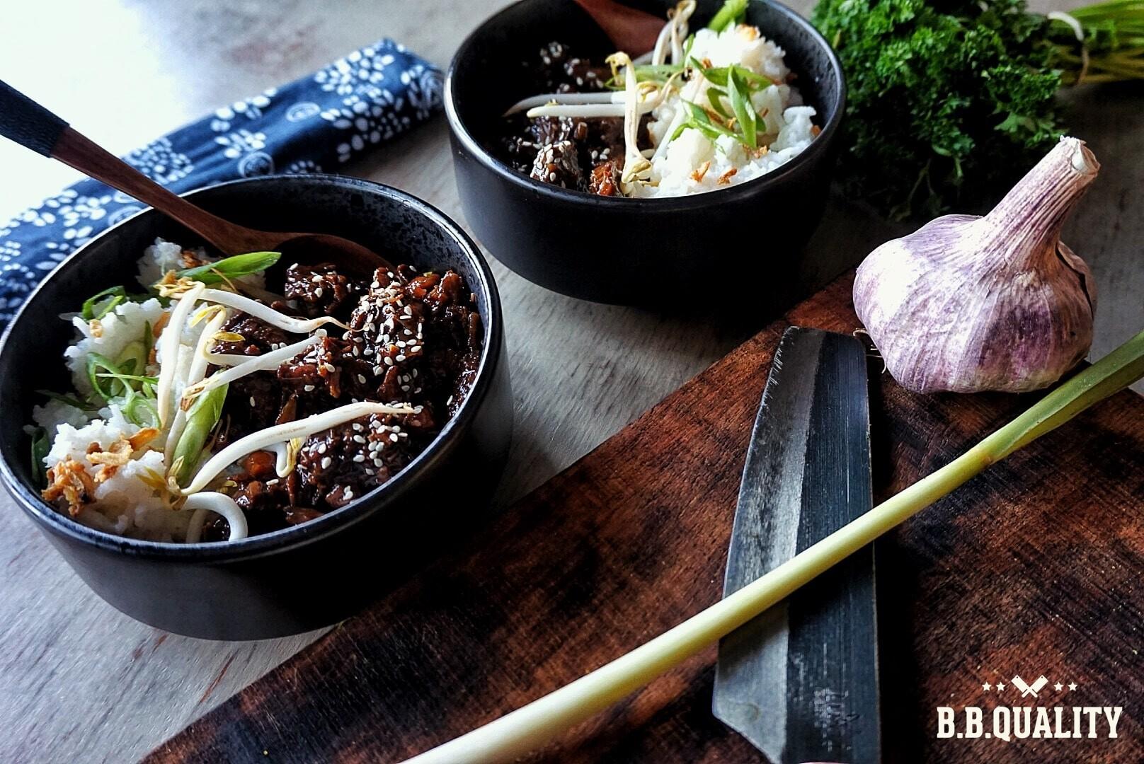 Koreaanse stoof recept | BBQuality