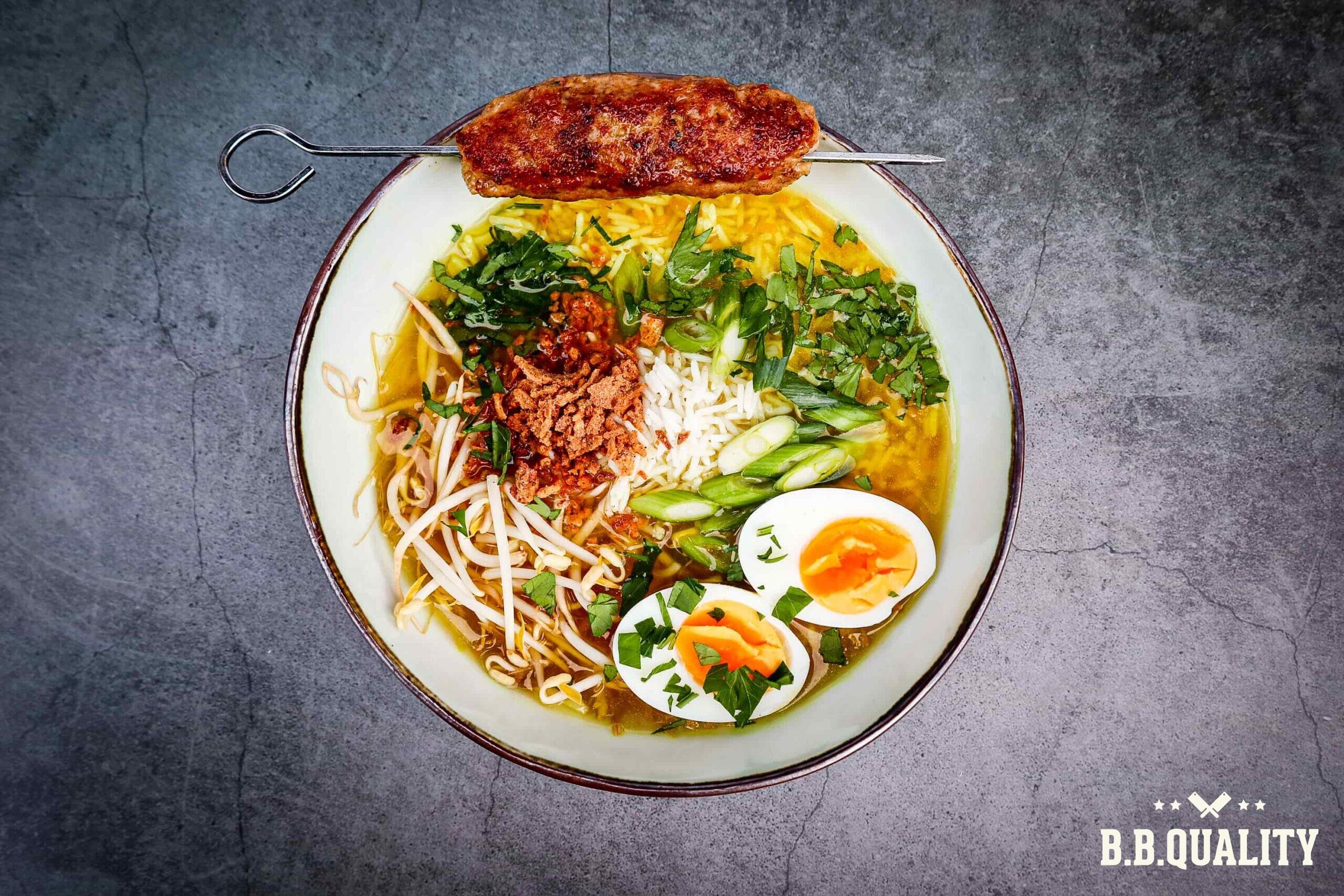 Soto Ayam recept kippengehakt | BBQuality