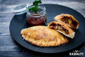 Mexicaanse empanadas met rundergehakt recept | BBQuality