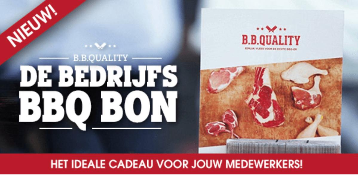De Bedrijfs BBQ bon | BBQuality