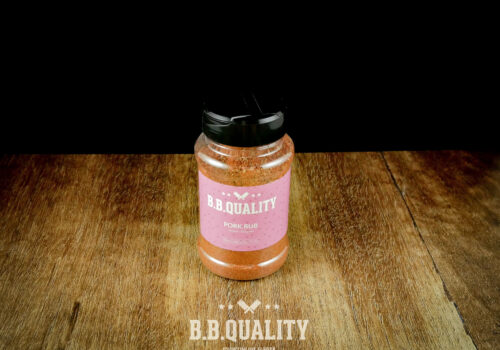 BBQuality Pork Rub | BBQuality