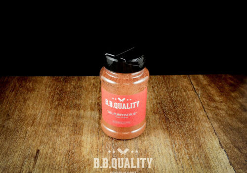 BBQuality All Purpose Rub | BBQuality