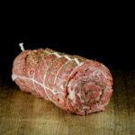 BBQ vlees | Angus bavette rollade 900 gram | Bavette / maanvlees  heerlijk vers | Online Slager | BBQuality
